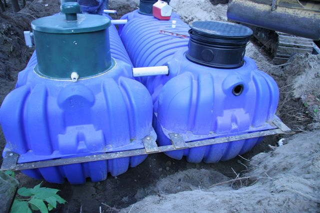 Aquarobic canada for Cottage septic systems